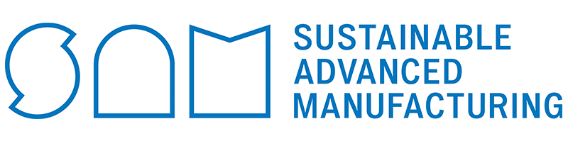 SAM (Sustainable Advanced Manufacturing) logo